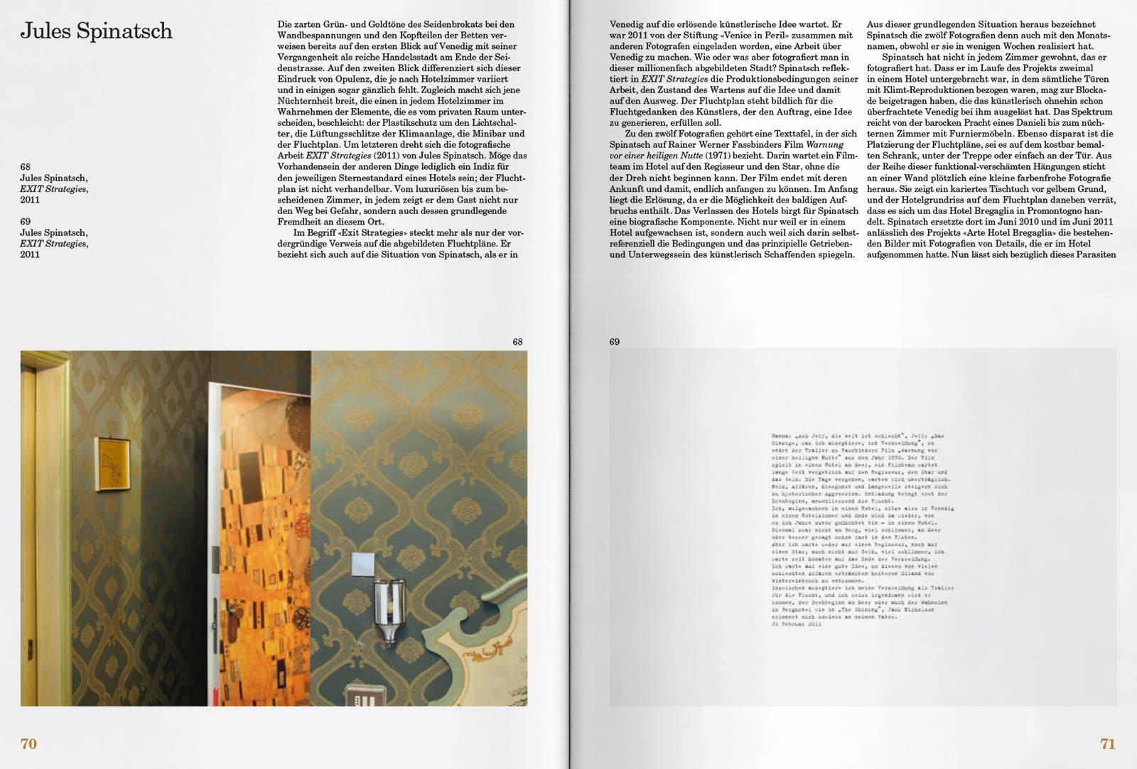 Chambres de Luxe spread08