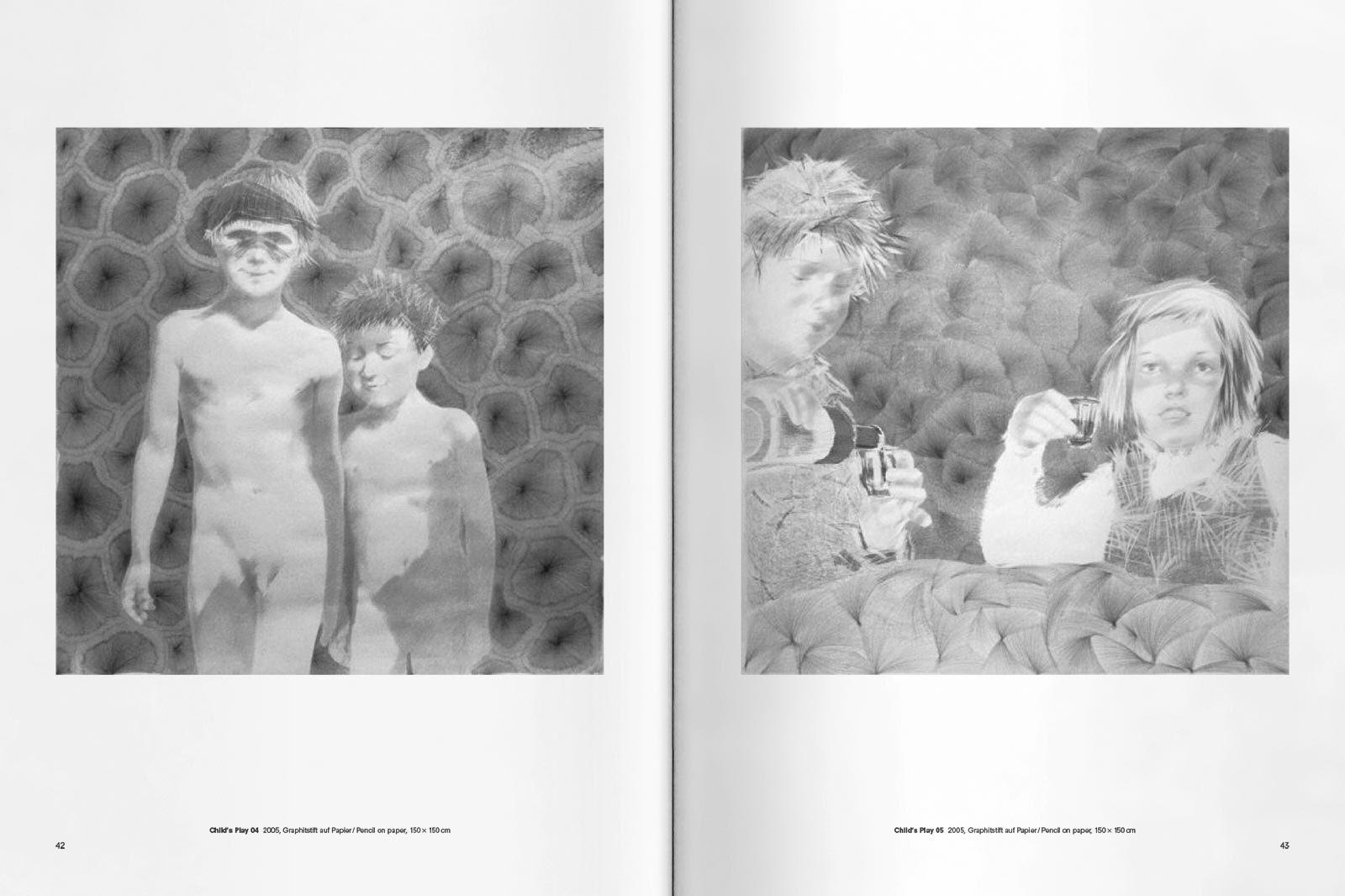 Faber Castell Zeichnung spread03