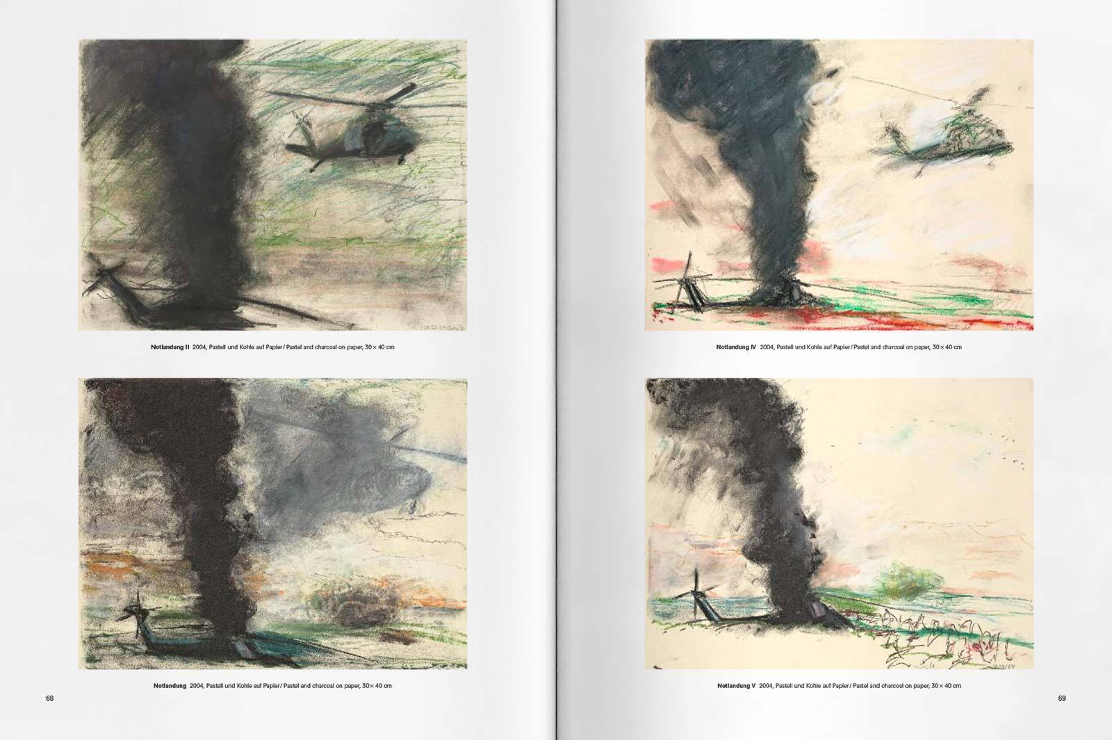 Faber Castell Zeichnung spread05