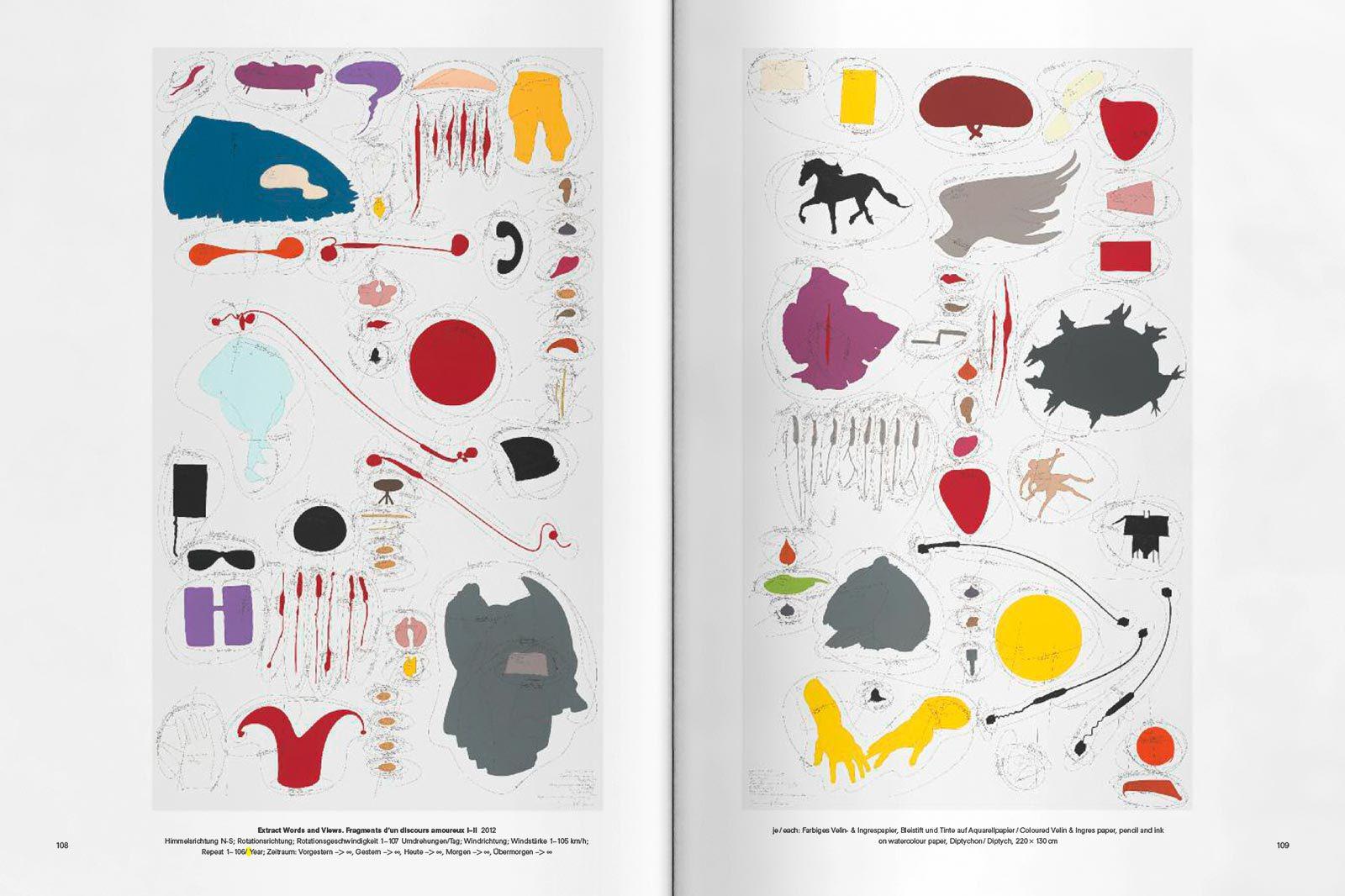 Faber Castell Zeichnung spread09