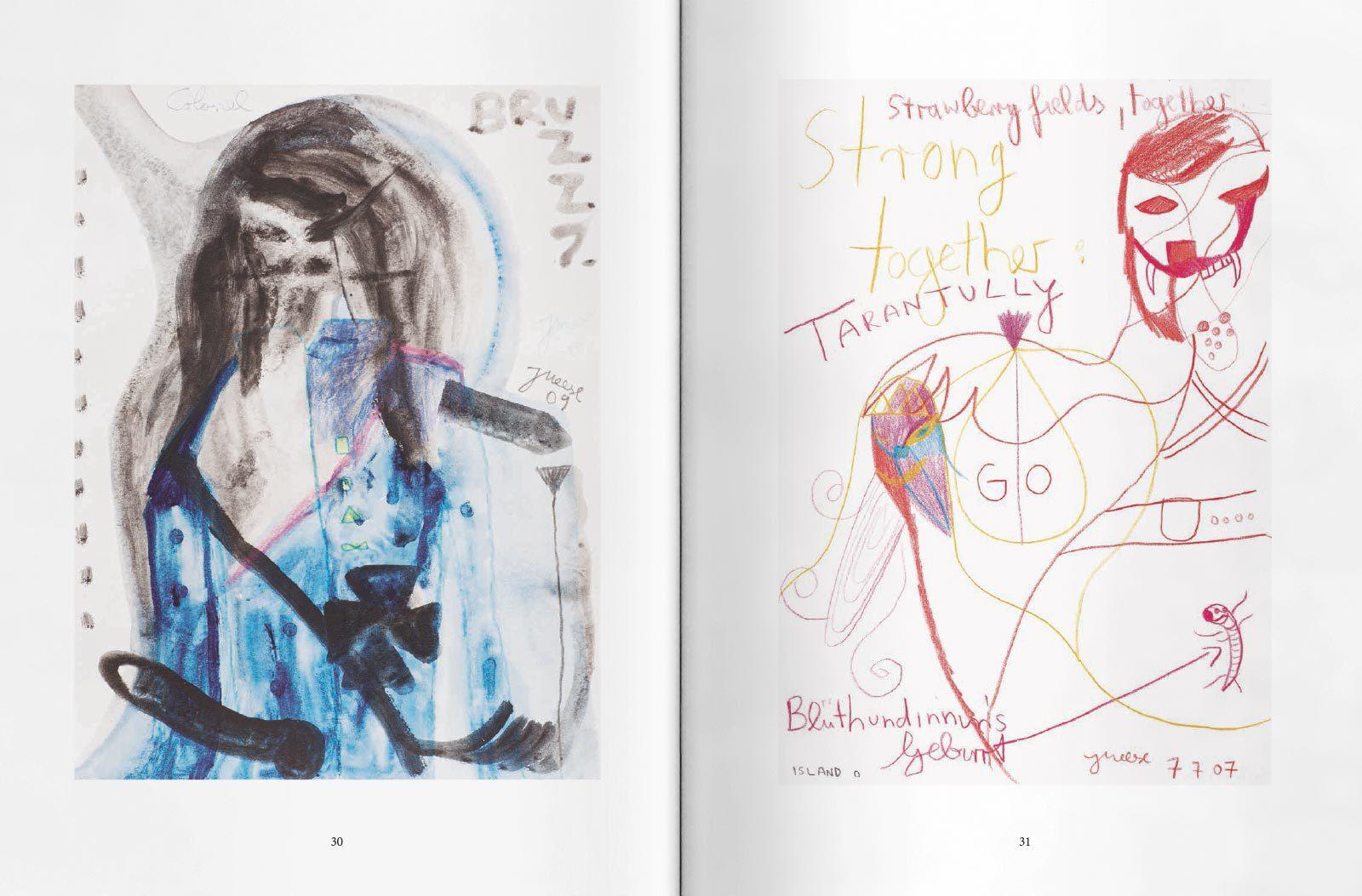 Meese Zeichnungen spread03