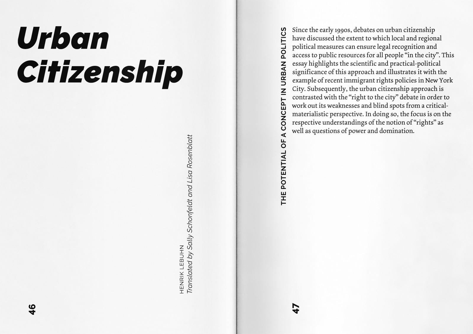 Urban Citizenship spread03