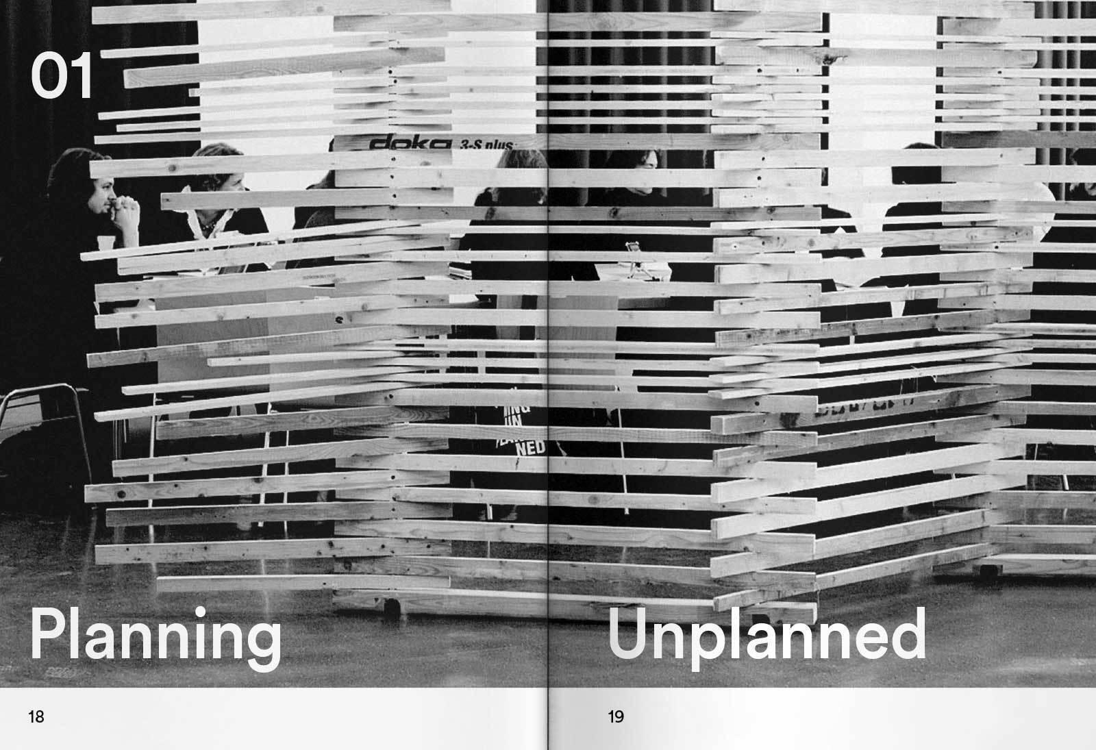 Planning unplanned spread03